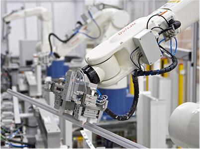 Branża automatyki przemysłowej